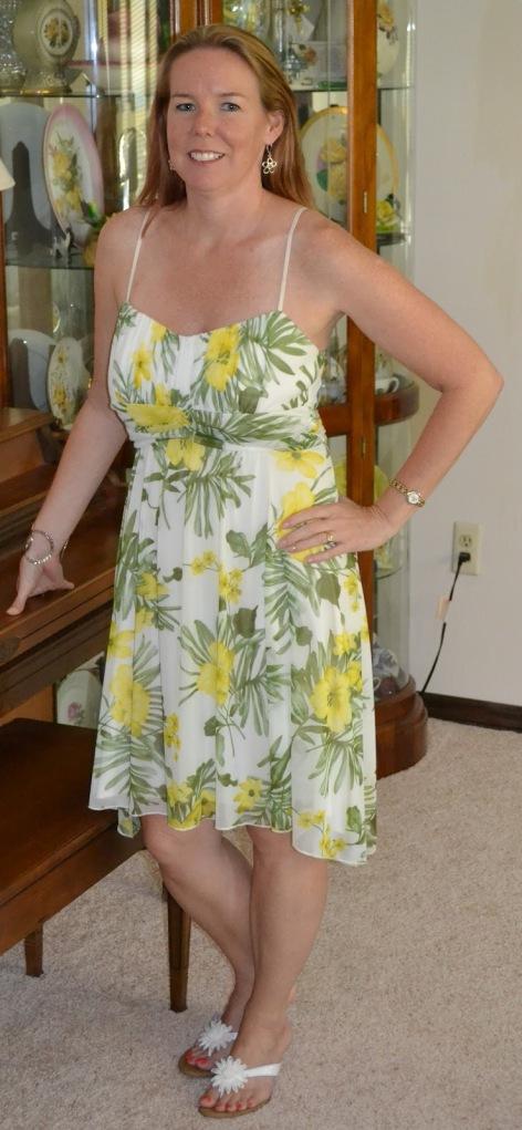 Lovely dress for Church