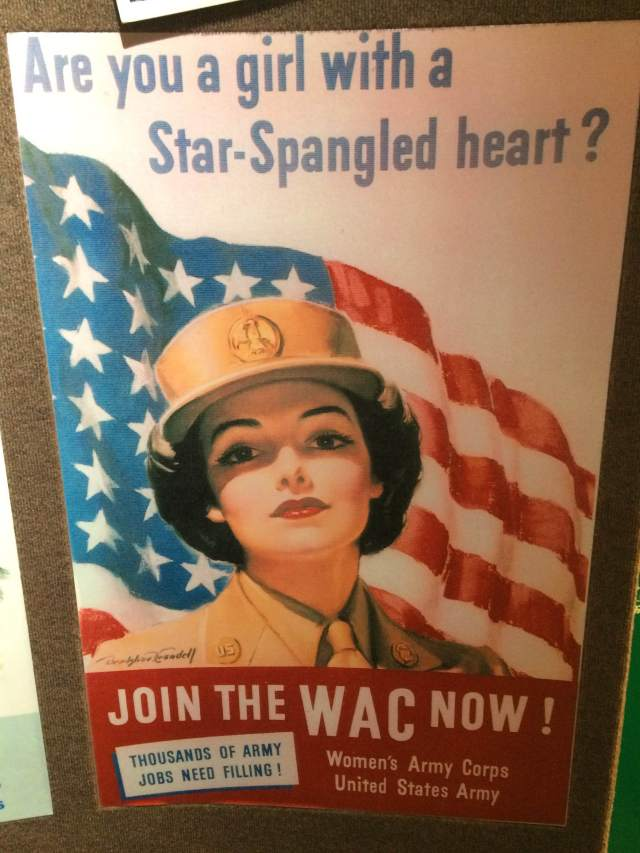 Are you ready to join the Women's Army Corps?